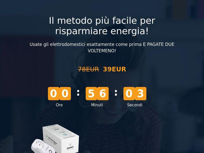 E-Energy IT - energy saving device