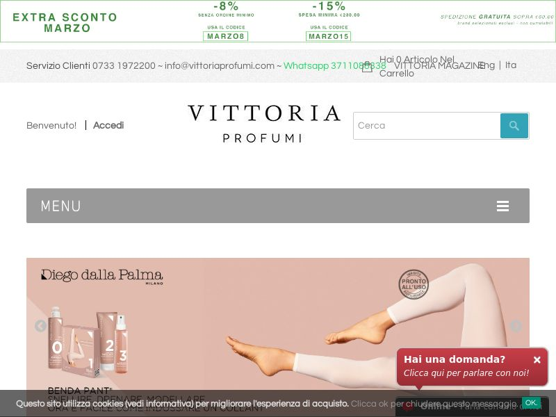 Vittoria Profumi - IT (IT), [CPS], Accessories and additions, Accessories, Presents, Sell, shop, gift