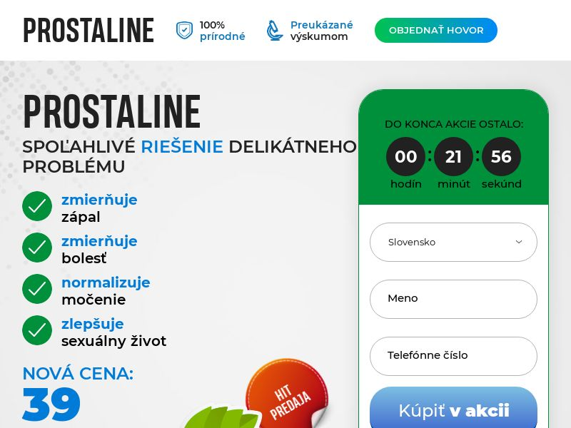 Prostaline SK