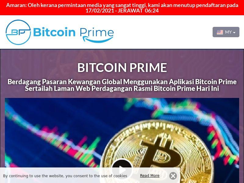 Bitcoin Prime Malay 2607