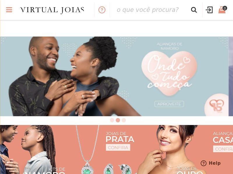 Virtual Joias - Alianças e Joias