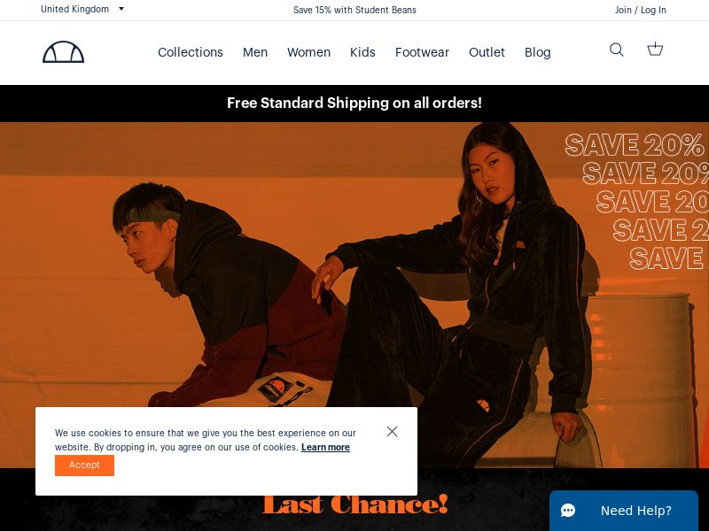 ellesse - UK (GB), [CPS], Fashion, Clothes, Shoes, Accessories and additions, Accessories, Jewelry, Presents, Sell, shop, gift