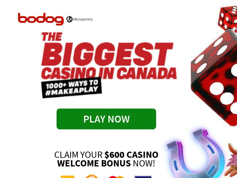 Bodog Casino (CA) (CPS) (Personal Approval)