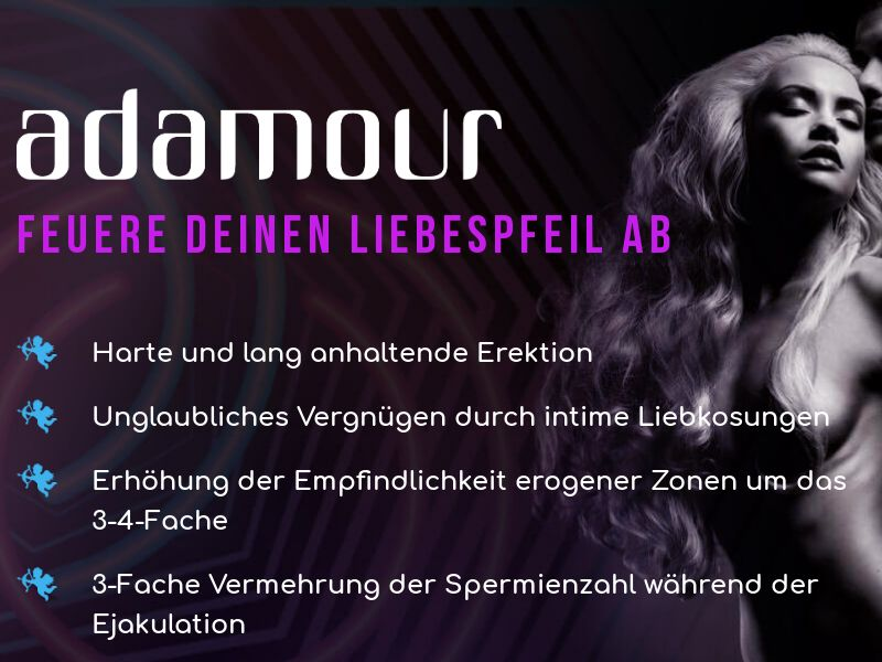 Adamour AT - potency treatment product