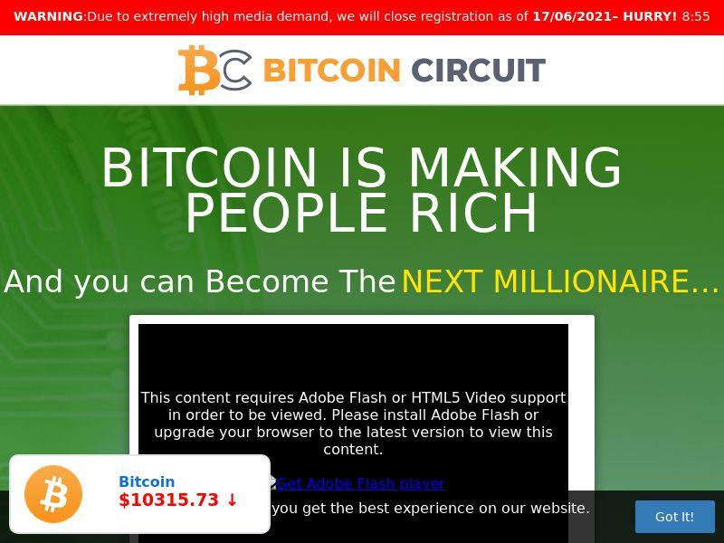 Bitcoin Circuit (SG) (CPS)