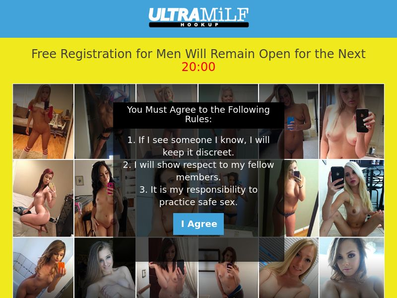 UltraMilf Hookup - Casual Dating - Mobile Dating - SOI - Multi-GEO