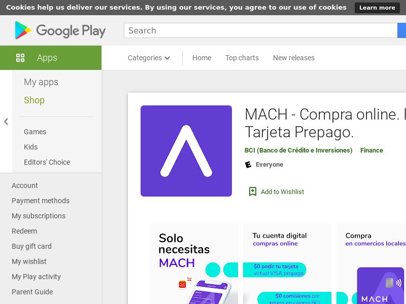 Mach CL Android CPA