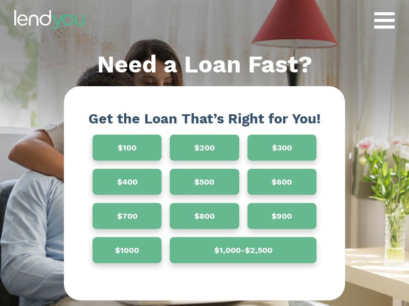 LendYou.com - Payday/Installment/Personal Loans