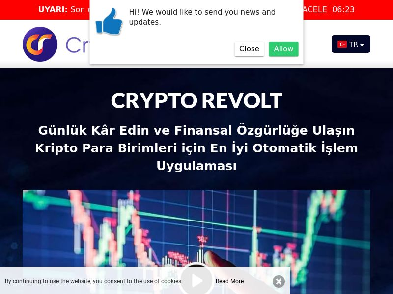 Crypto Revolt Turkish 2147