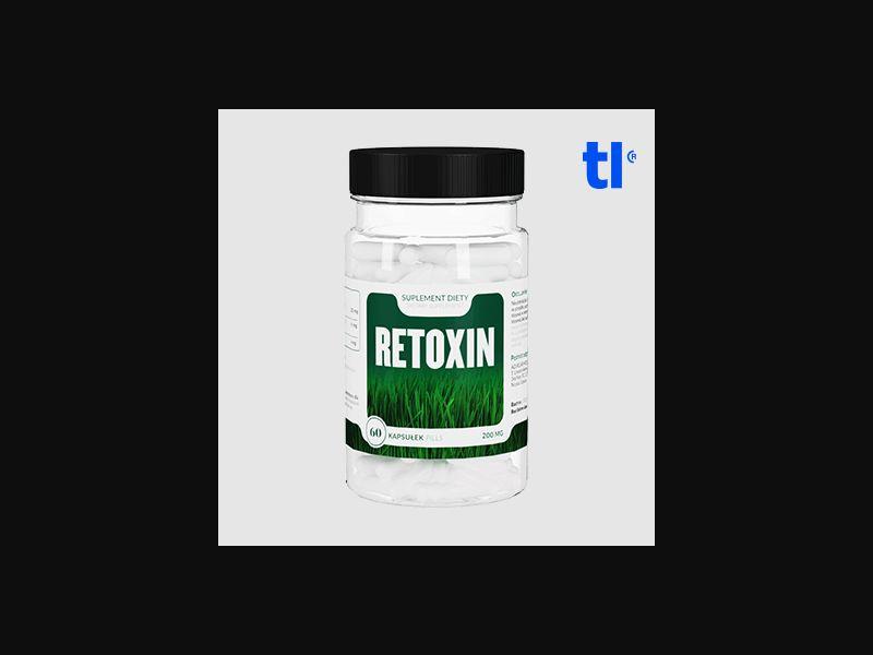 Retoxin - health - CPA - COD - Nutra