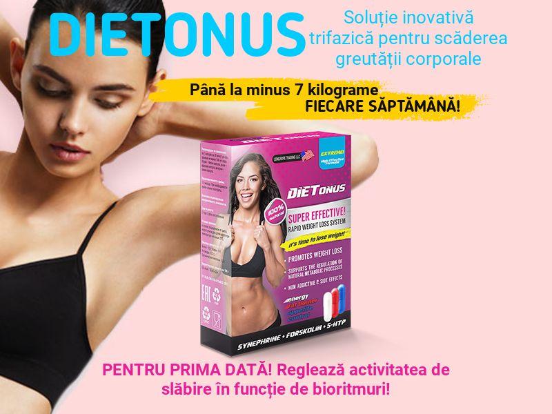 Dietonus RO - weight loss treatment
