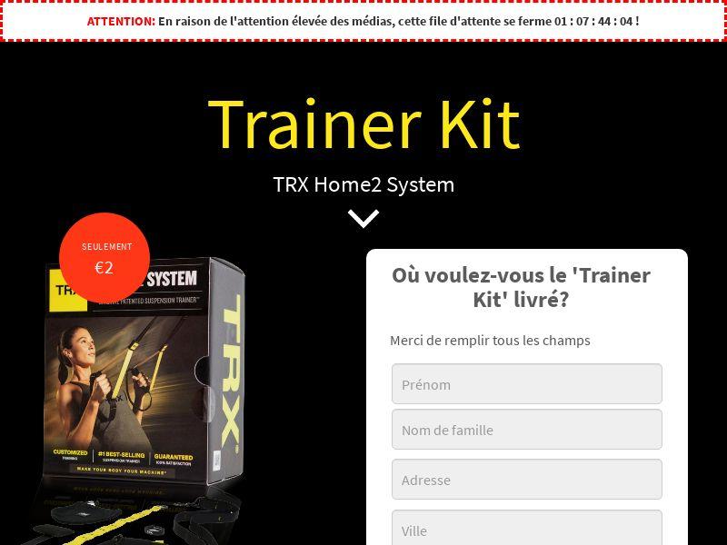 Date Stars - TRX Fitness (CC) - Mobile and Desktop - FR - Incent OK