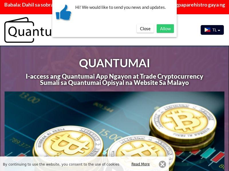 QuantumAI Filipino 3905