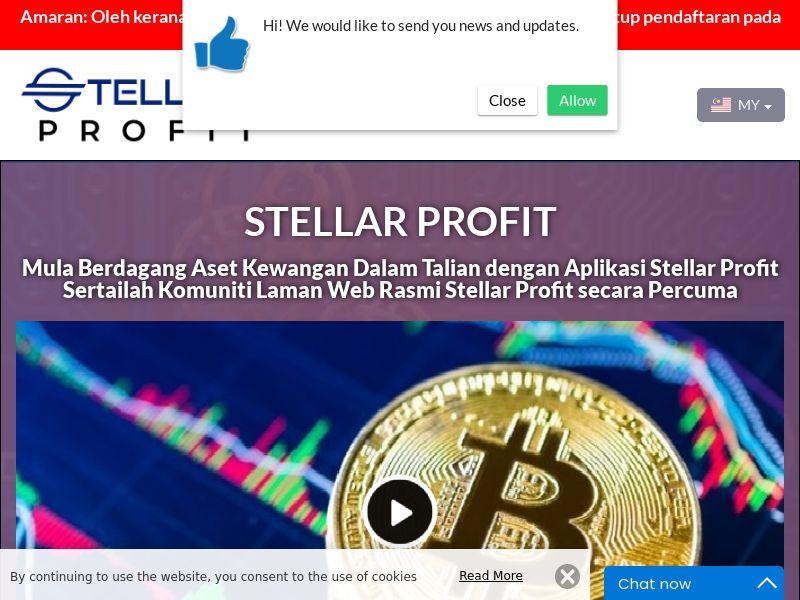 Stellar Profit Malay 2963