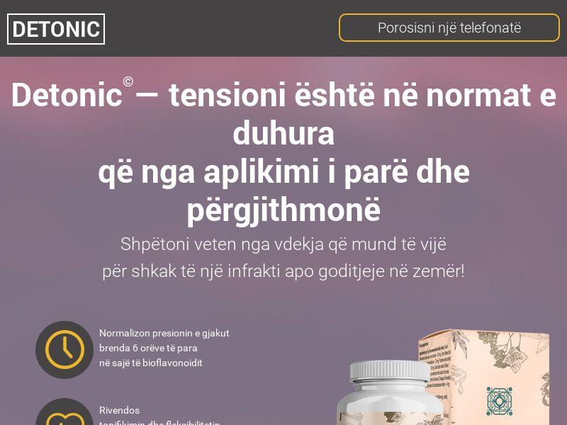 Detonic AL (hypertension)