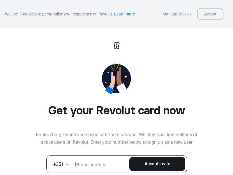 Revolut [B2C] - CPL - Portugal