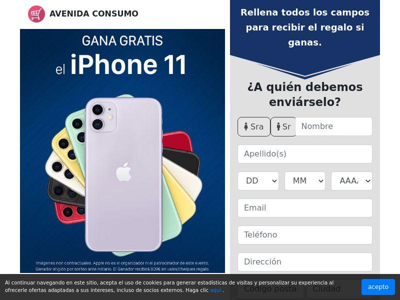 iPhone 11 | SOI | ES | Responsive