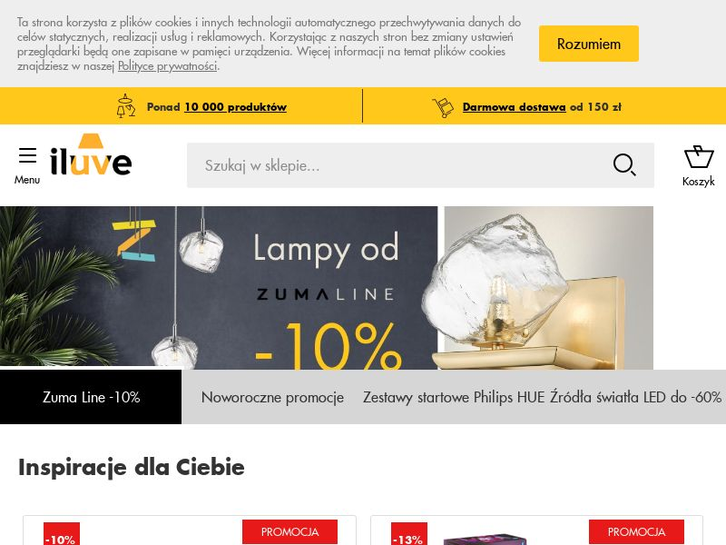 Iluve.com - PL (PL), [CPS], House and Garden, Home decoration, Building, Sell, shop, gift