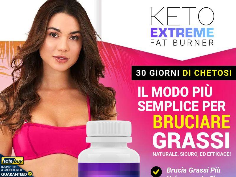Keto Extreme Fat Burner LP01 (Italian)