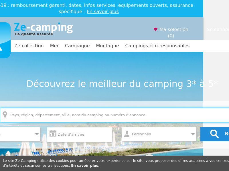 Ze Camping - FR (FR), [CPS]