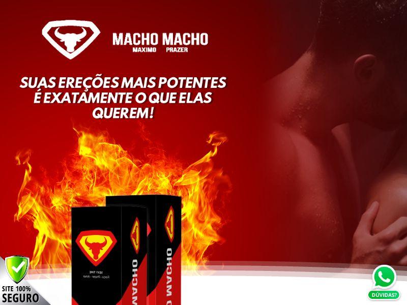 Macho Macho [ADULT] [MALE ENHANCEMENT] - CPA - Straight Sale - BR