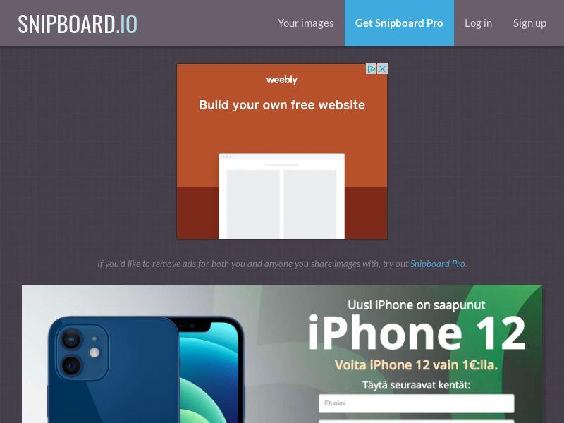 SteadyBusiness - iPhone 12 LP57 FI - CC Submit