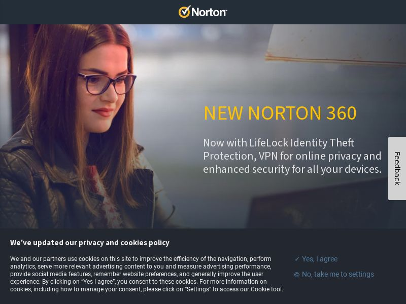 Norton LifeLock (ALL) (CPS) (Incent) (Personal Approval)