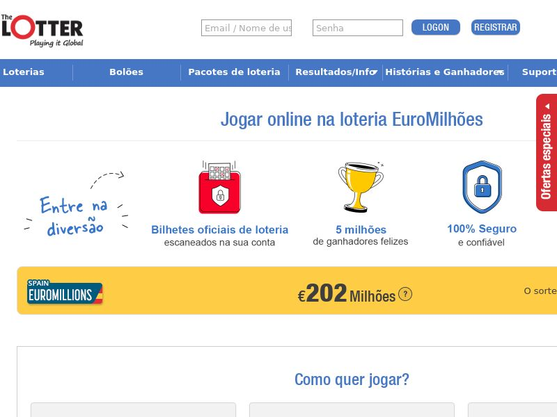 37638 - PT - Lottery - Euromilhões - CPA (open cap)