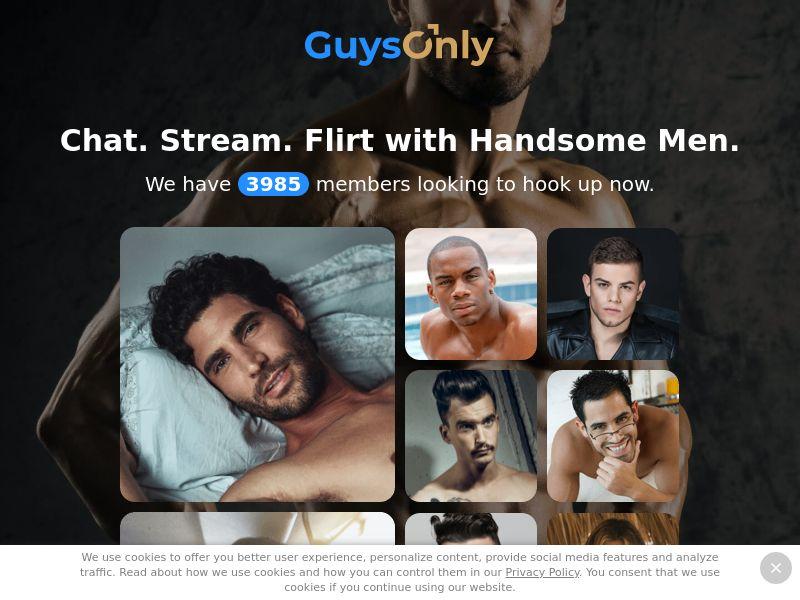 GuysOnly (Adult) - SOI - Responsive - US