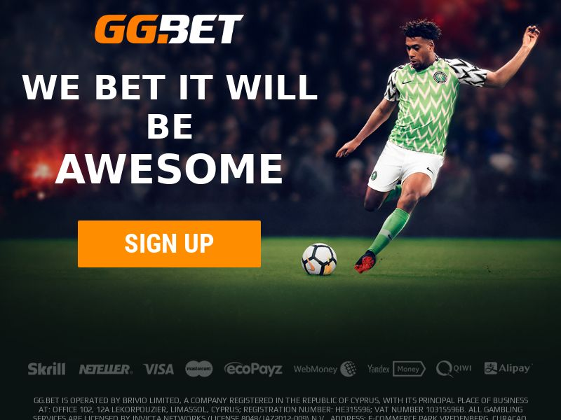 GG.bet - Sports Betting - Europe - (CPA)