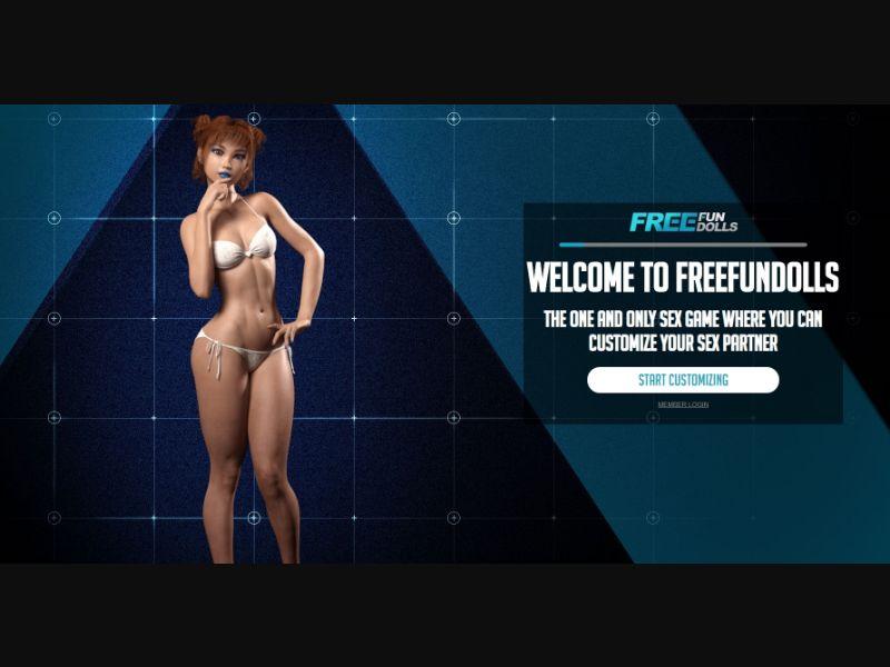 VR Fun Dolls [UA] - Registration + CC Submit