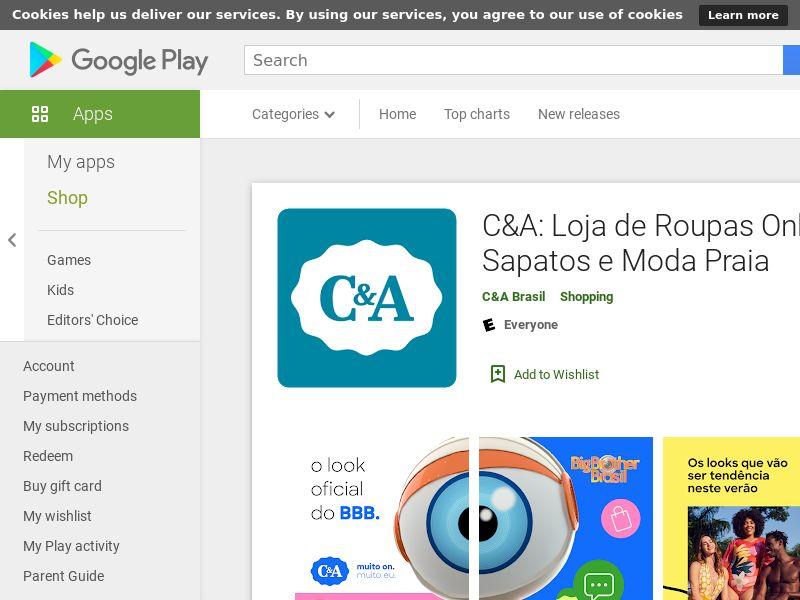 C&A BR CPI Android (non-incent) *KPI