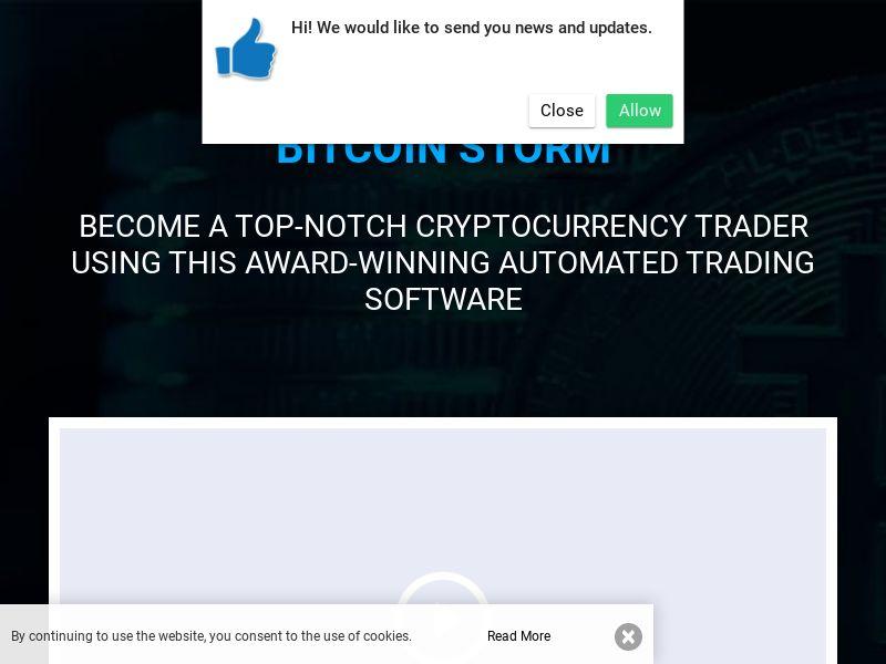 Bitcoin Storm Pro English 1313