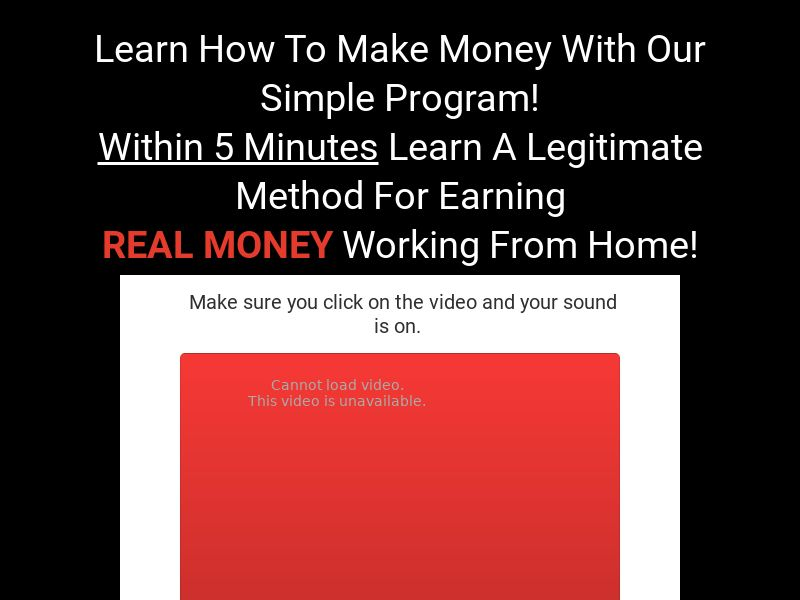 Rapid Profit Package VSL [US,UK,CA,AU,NZ,UK] (Email,Social,Banner,Native,Push,SEO,Search) - CPA