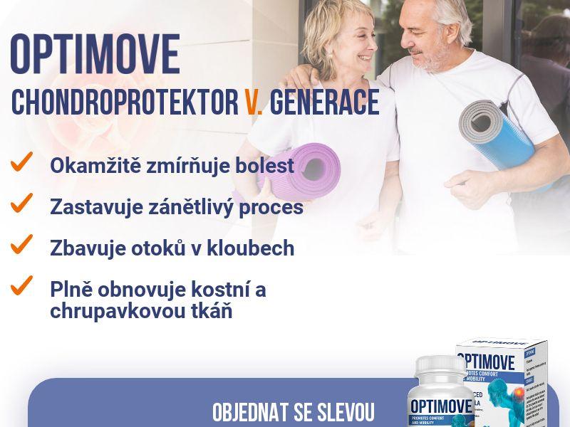 Optimove CZ - arthritis product