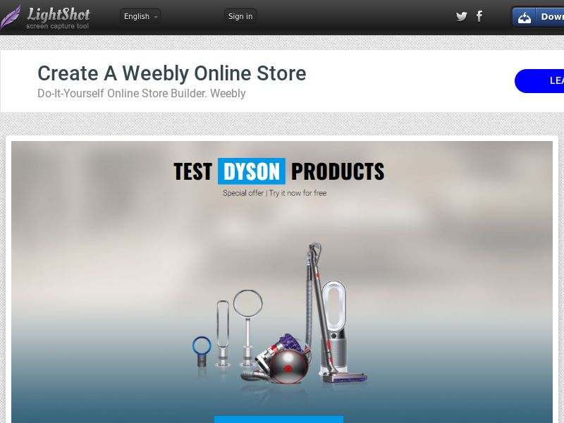 Portal Leads - Dyson Products (UK) (CPL) (Incent) (Personal Approval)