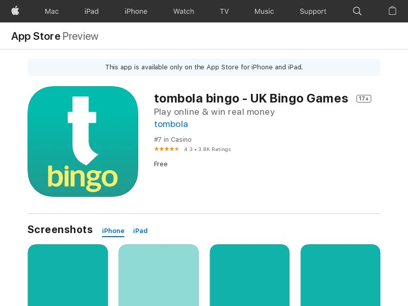 TombolaBingo_iOS_UK_CPE