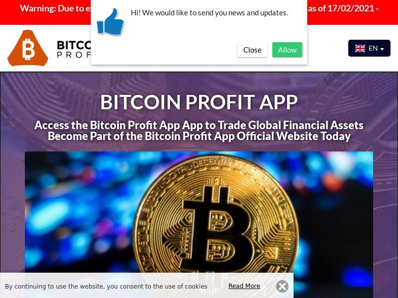 Bitcoin Profit App English 2841