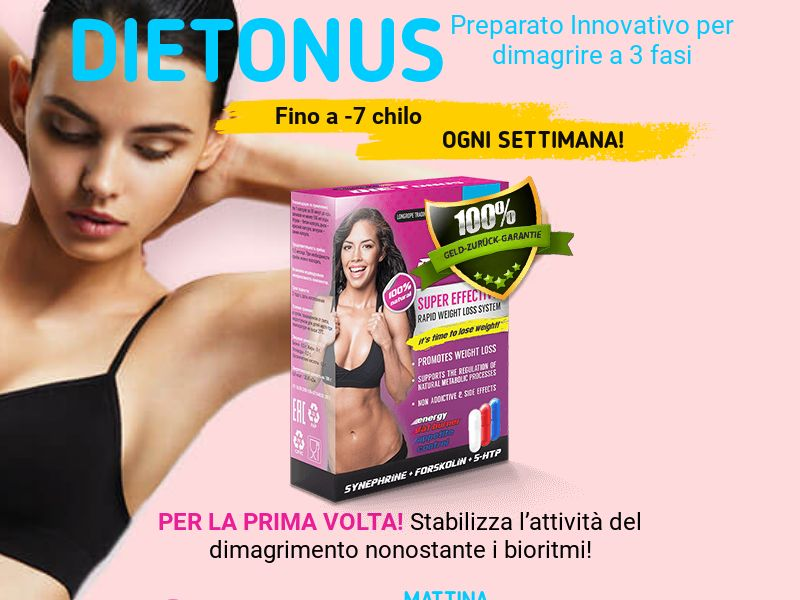 Dietonus IT - weight loss treatment