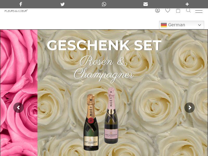 Blumen von Herzen - DE (DE), [CPS], Accessories and additions, Presents, Sell, shop, gift