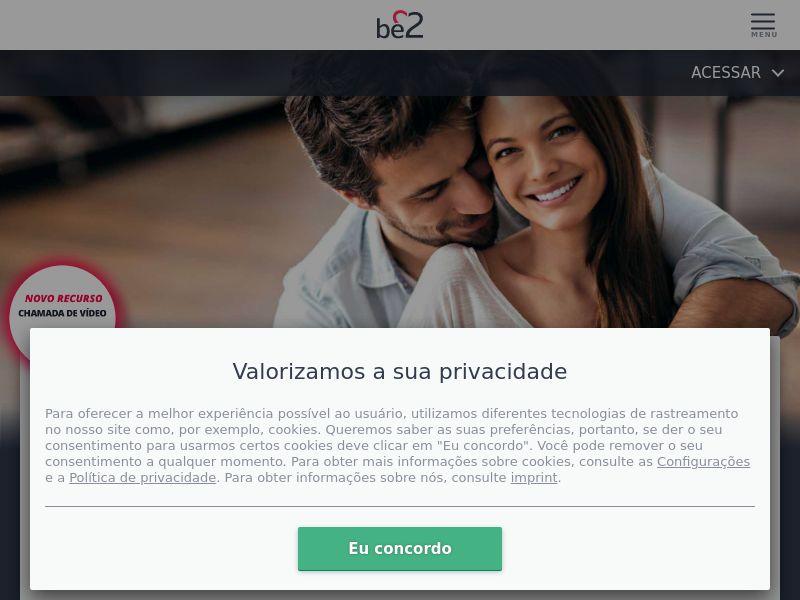 Dating - Be2 (BR) - DESKTOP