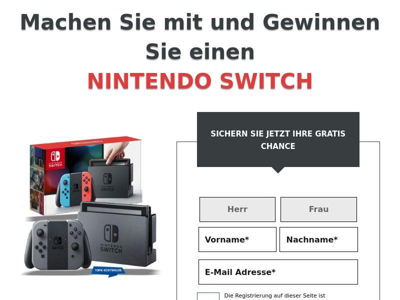 12399) [WEB+WAP] Nintendo Switch - DE - CPL