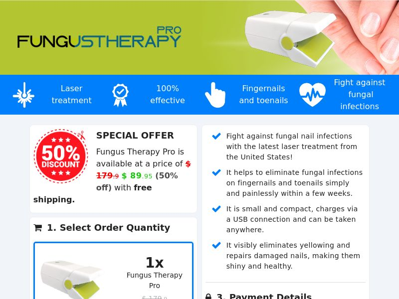 Fungus Therapy Pro