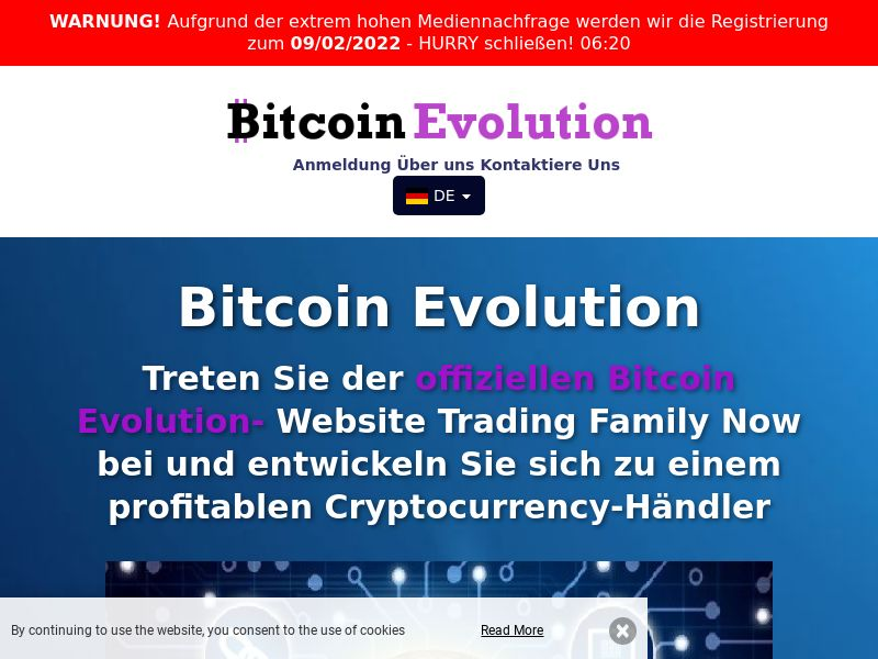 Bitcoin Evolution Pro German 985