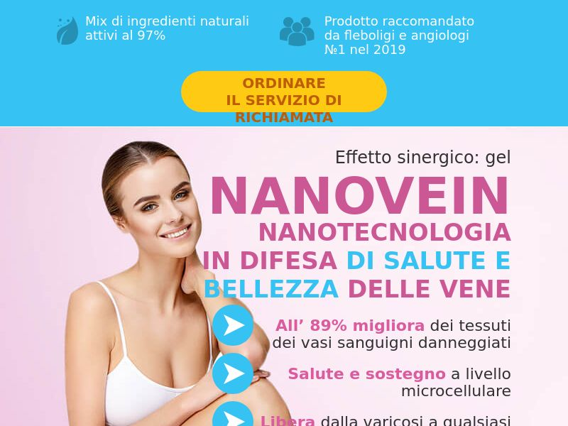 NANOVEIN IT - varicose vein cream