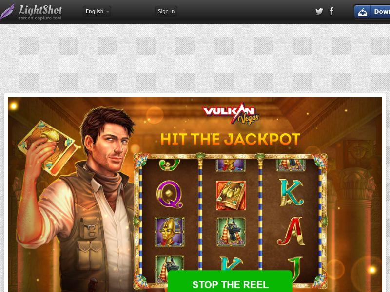 Vulkan Vegas Casino (NO) (CPS) (Personal Approval)