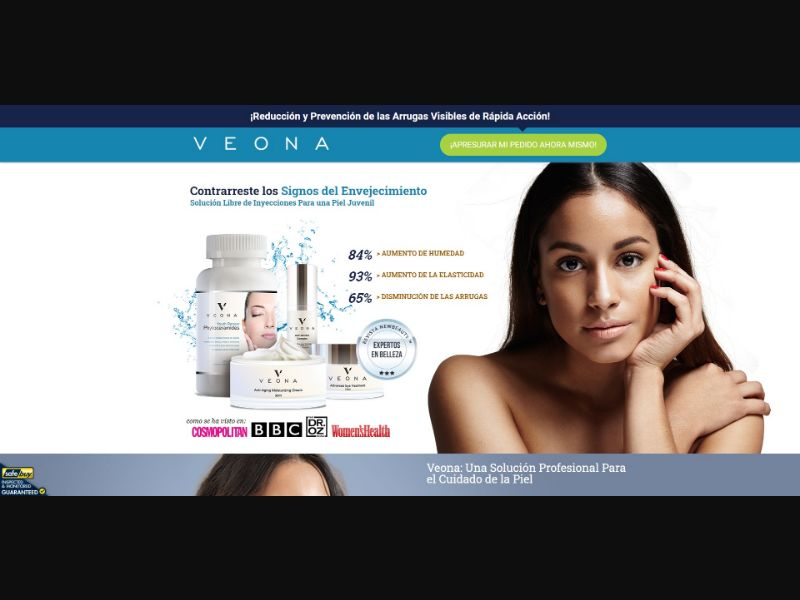 Veona Beauty - Skin Care - SS - [14 GEOs]