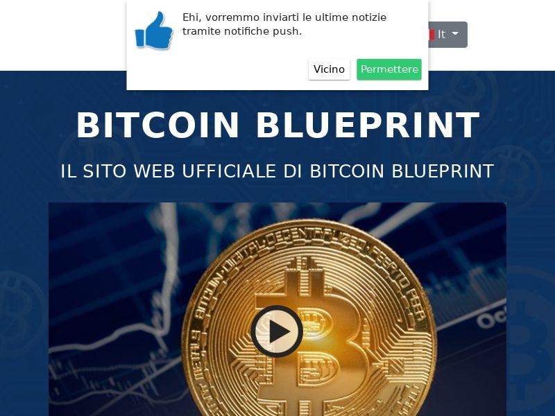 Bitcoin Blueprint Italian 1129