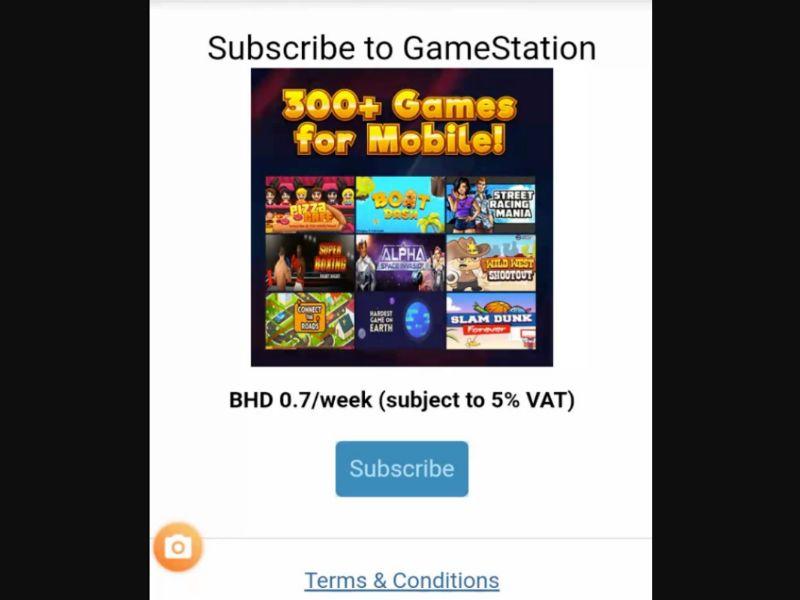 Batelco - Gamestation (BH)