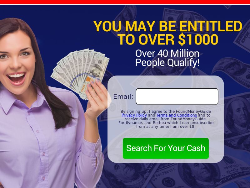 The Found Money Guide (CPL) (Personal Approval)